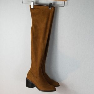 Forever 21 Women over theknee boots shoes Size 7